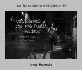 La Barcelona del Covid 19 book cover