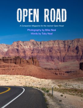 Open Road book cover