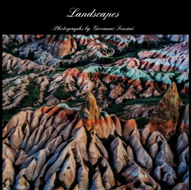 Landscapes book cover