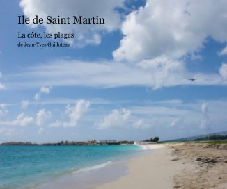 Ile de Saint Martin book cover