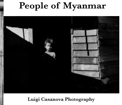 People of Myanmar book cover