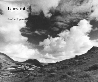 Lanzarote book cover