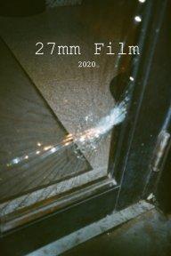 27mm Film 2020 book cover