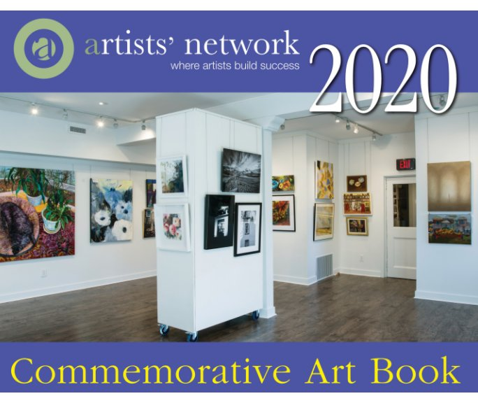 View Artists' Network Art book by Jennylynd James, Editor