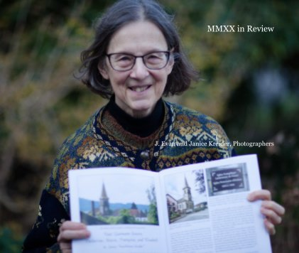 MMXX in Review book cover