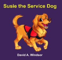 Susie the Service Dog book cover