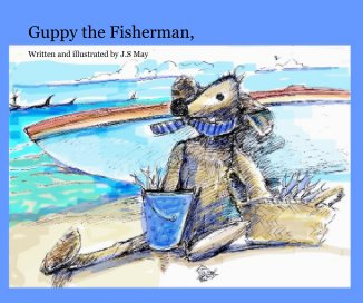 Guppy the Fisherman, book cover