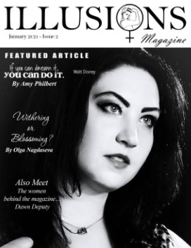 Illusions Magazine #2 book cover