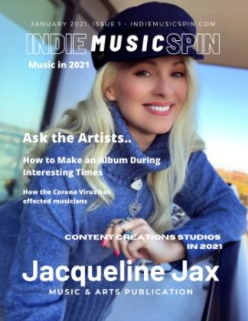 Indie Music Spin Magazine book cover