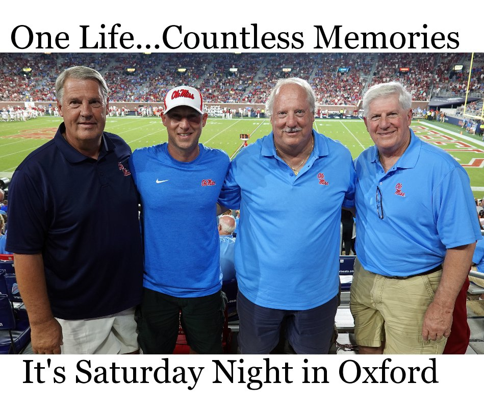 View It's Saturday Night in Oxford by Chris Shaffer