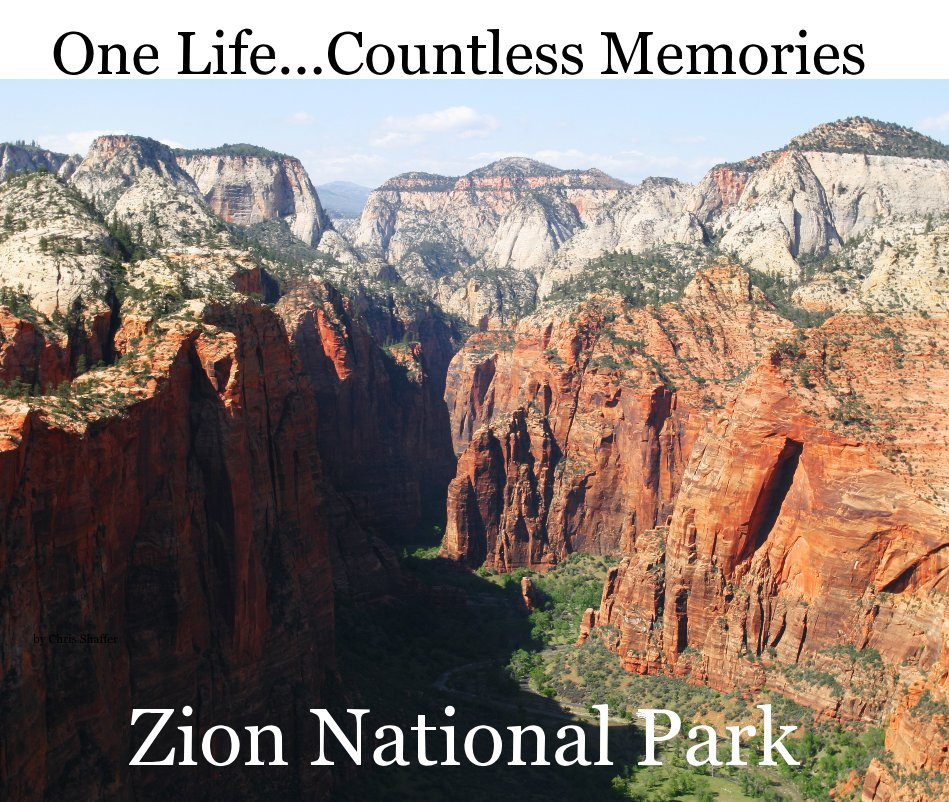 View Zion National Park by Chris Shaffer