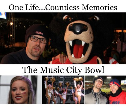 The Music City Bowl book cover