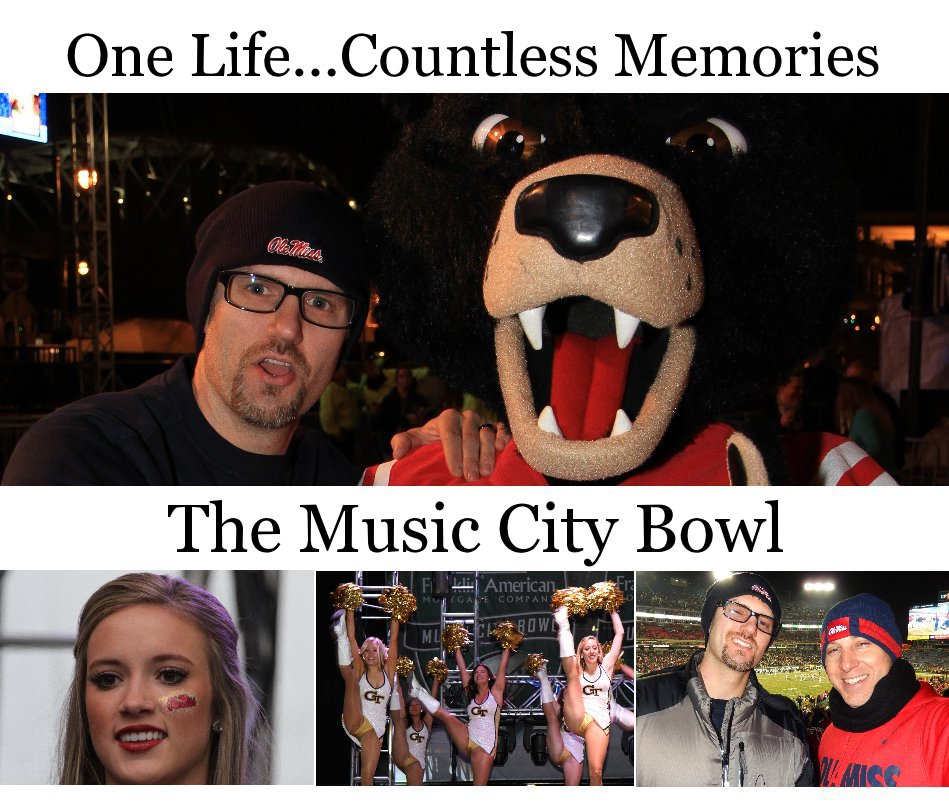 View The Music City Bowl by Chris Shaffer