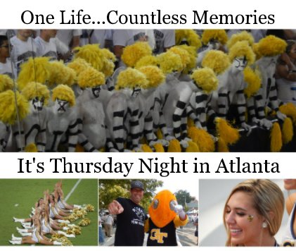 It's Thursday Night in Atlanta book cover