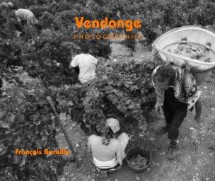 Vendange book cover