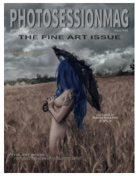 Photosessionmag Issue 9 book cover