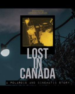 Lost in Canada book cover