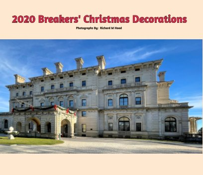 2020 Breaker's Christmas Decorations book cover