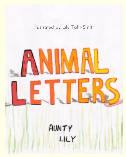 Animal Letters book cover