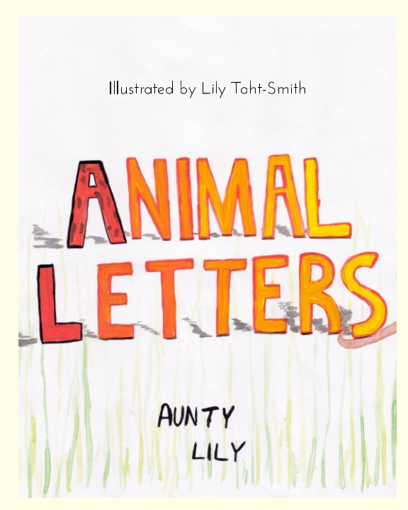 View Animal Letters by Lily Taht-Smith