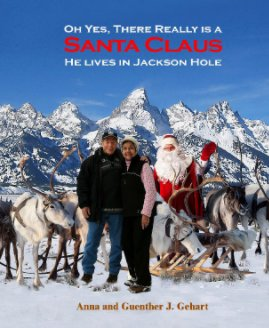 Oh Yes, There Really is a SANTA CLAUS book cover
