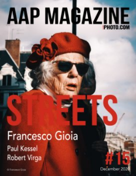 AAP Magazine#15 Streets book cover