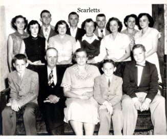 Scarlett book cover