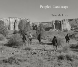 Peopled Landscape book cover