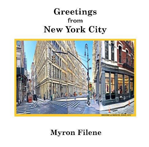 Bekijk Greetings from New York City op Myron Filene
