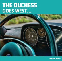 The Duchess Goes West book cover