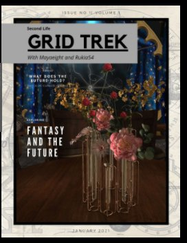 Grid Trek Magazine January 2021 book cover