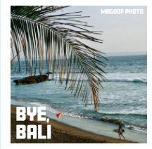 Bye, Bali book cover