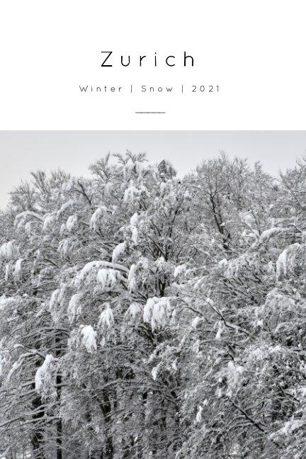 View Winter Zurich by Mischa Croci-Maspoli