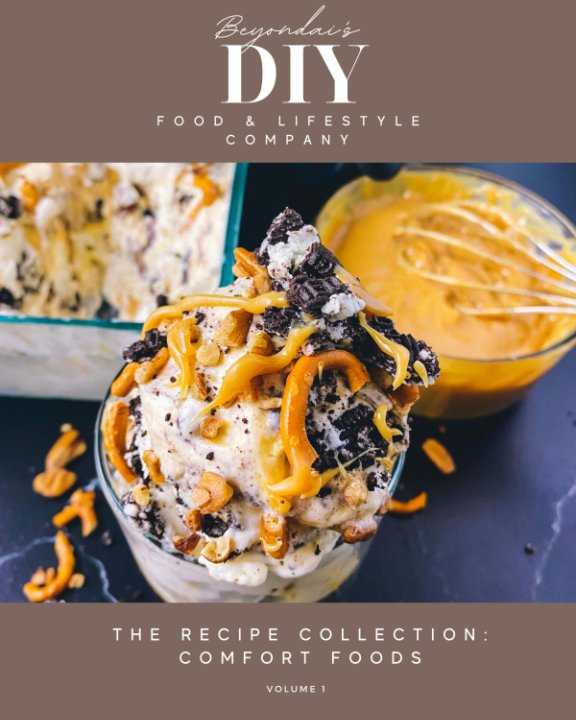 Visualizza Comfort Foods di Beyondai Hall