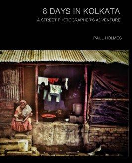 8 days in kolkata book cover