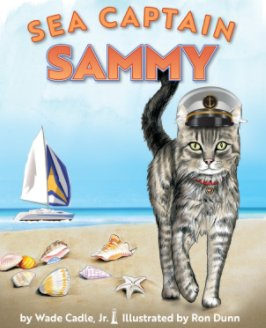 Sea Captain Sammy book cover