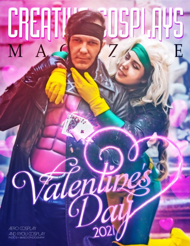 View Valentine's Day 2021 by Creative Cosplays Magazine