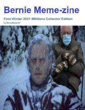 Bernie Sanders Meme-zine book cover