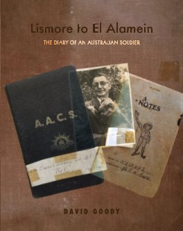 Lismore to El Alamein book cover