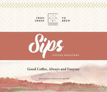 Sips Coffee Roasters book cover