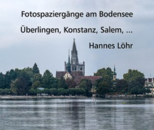 Photo Walks at Lake Constance book cover