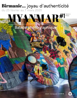 Myanmar 2020 - Vol 1 de Yangon à Mingun book cover