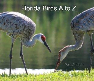 Florida Birds A to Z book cover