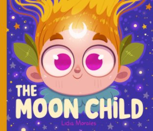 The Moon Child book cover