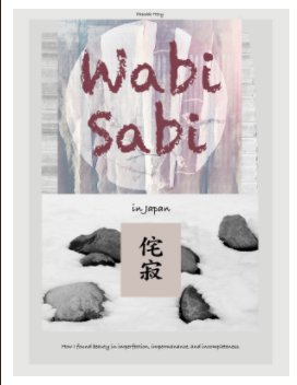 Beauties of Wabi Sabi in Japan book cover