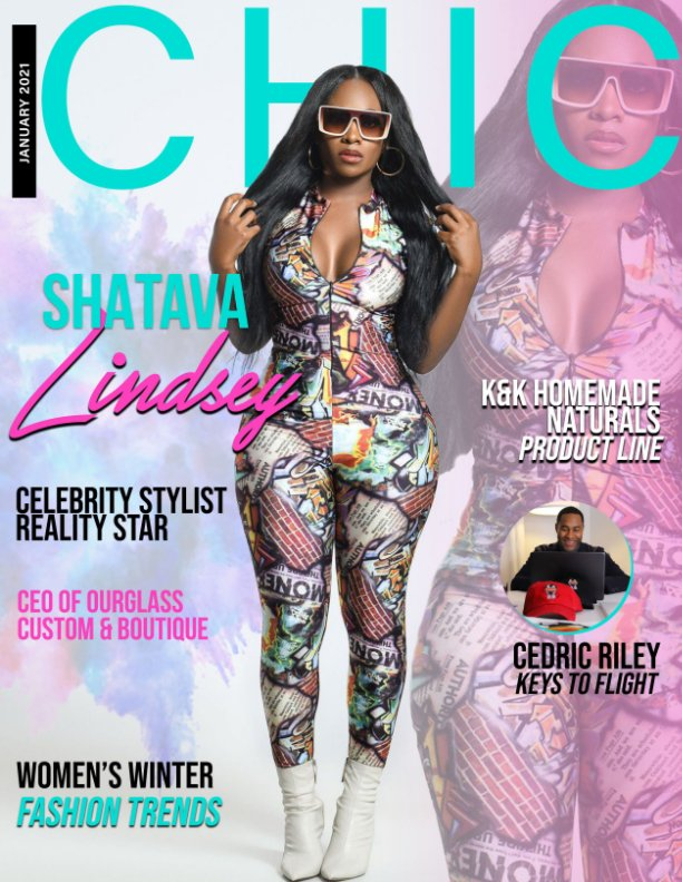 View Chic Society Magazine by Samantha Norwood
