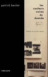 la couleur noire du duende book cover