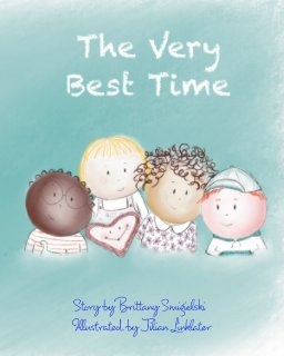 The Very Best Time book cover