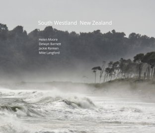 2020 South Westland Photography Workshop I book cover