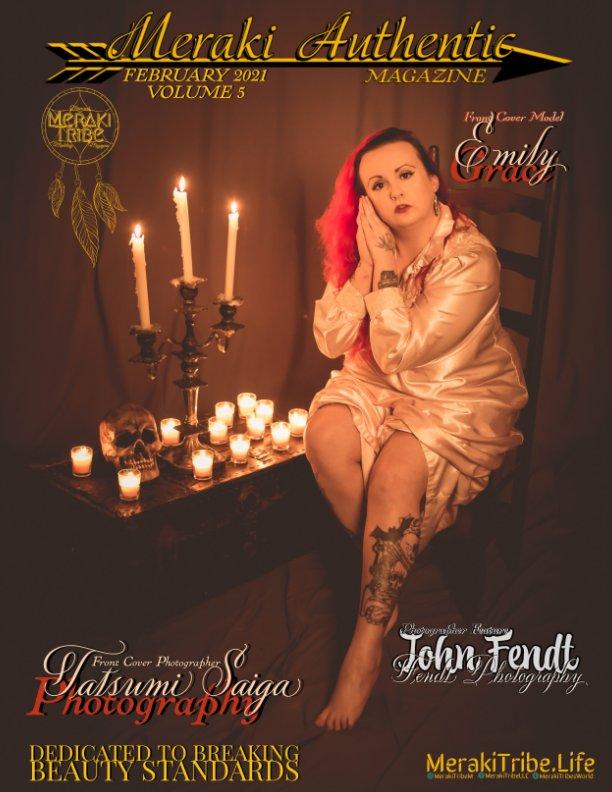 View Meraki Authentic Magazine Volume 5 by Meraki Tribe, Kateri Taylor